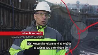 Download E4 Förbifart Stockholm – lägesrapport december 2018   Trafikverket Video