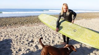 Download Kameron Brown Lives a Near-Perfect Surf Life - The Inertia Video