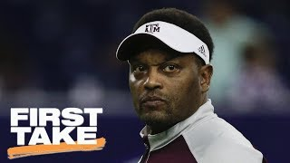 Download Stephen A. Smith says Texas A&M coach should be on hot seat after UCLA loss | First Take | ESPN Video