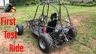 Download building the two speed off road go kart part 5 Video