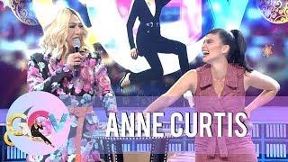 Download GGV: Anne reveals some love happenings between her and Erwan Video