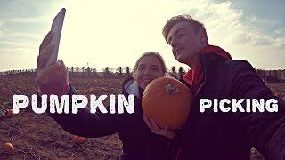Download PUMPKIN PICKING ... Late Vlog... Video