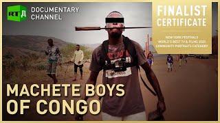 Download Machete Boys of Congo. Kulunas: Inside the brutal world of youth gangs Video