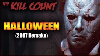Download Halloween (2007 Remake) KILL COUNT Video