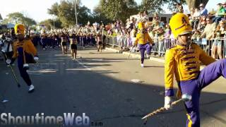 Download Alcorn State Marching Band - 2017 Mardi Gras Parade Video