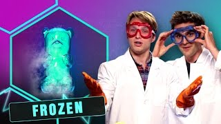 Download SMASHING STUFF WITH SCIENCE! (Smosh Lab) Video