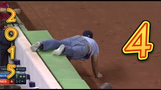 Download Funny Baseball Bloopers of 2015, Volume Four Video