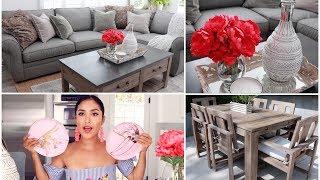 Download Summer Home Decor Haul + New Furniture Update Video