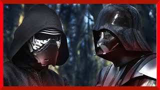 Download KYLO REN vs. DARTH VADER (Alternate Ending) Video
