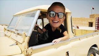 Download Exploring ABaNDONED Desert Sand Village - Qatar Middle East Video