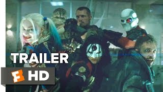 Download Suicide Squad Official Comic-Con Remix Trailer (2016) - Margot Robbie Movie Video