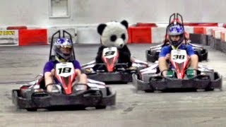 Download Go Kart Battle | Dude Perfect Video