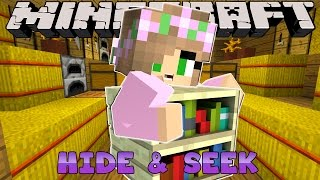 Download Minecraft Little Kelly : Hide & Seek - BEST HIDER EVER?! Video