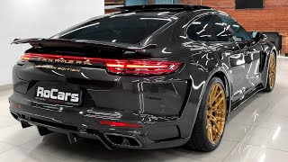 Download Porsche Panamera (2019) GTR Carbon Edition - Gorgeous Project from TopCar Design Video