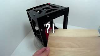 Download Modifying Mini Laser Machine to Engrave Larger Object Video