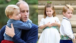 Download Kate Middleton Accidentally Shared What George And Charlotte Call Their Dad – And It's Just Too Cute Video