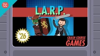 Download LARP: Crash Course Games #26 Video