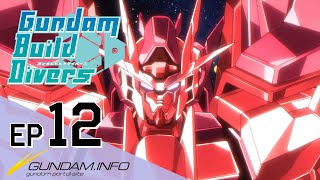 Download Gundam Build Divers-Episode 12: Shining Wings(EN,TW,KR,FR,IT sub) Video