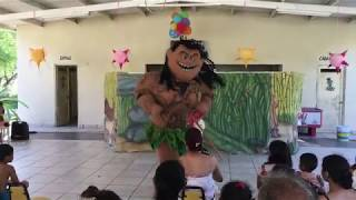 Download show disney kids moana show de mi bb saori Video