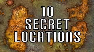 Download 10 Secret Locations in World of Warcraft Video