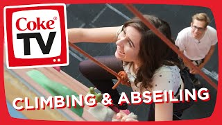 Download Dodie and Evan Edinger go CLIMBING | #CokeTVMoment Video