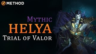 Download Method vs Helya - Trial of Valor Mythic World First Kill Video