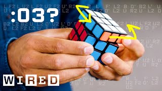 Download Why It's Almost Impossible to Solve a Rubik's Cube in Under 3 Seconds | WIRED Video