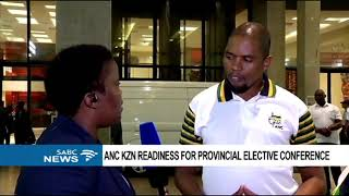 Download Bheki Ntuli on ANC KZN readiness for provincial elective conference Video
