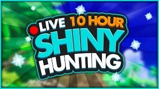 Download 10 HOUR SHINY HUNTING!! | (Pokémon Sun & Moon) Video