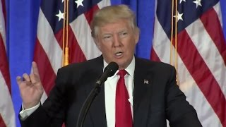 Download Trump Full Press Conference as President-Elect (HD) | ABC News Video