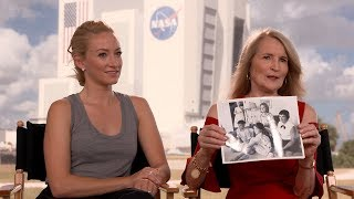 Download Daughter of Astronaut Ed White Talks 'First Man' and Dad's Spacewalk! Video