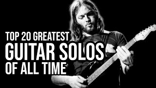 Download TOP 20 ROCK GUITAR SOLOS OF ALL TIME Video