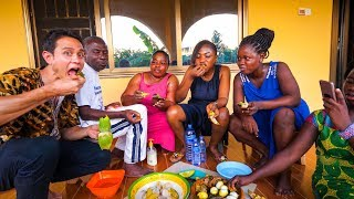 Download Unforgettable Meal - ASHANTI FOOD in Kumasi, Ghana | Ultimate West African Food Tour! Video