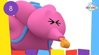 Download POCOYO WORLD: Sleepy Bird's Surprise (EP09) | 30 Minutes with close caption Video