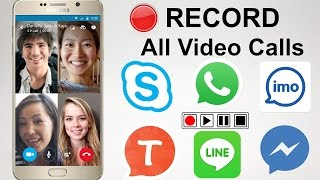 Download How to Record Video call on IMO, Skype, Whatsapp, Facebook on Mobile Video