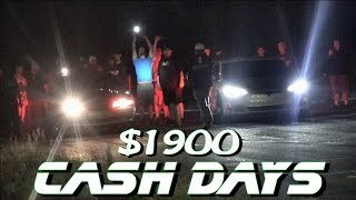 Download Gutted Tesla P100D Causes Problems - $1900 Cash Days Street Race Video