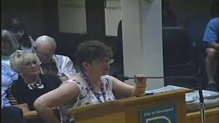 Download Council Meeting Gets Personal Video