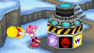 Download Mario and Sonic at the Olympic Winter Games (DS) - All Minigames Video