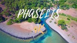 Download Antalya Phaselis drone footage [TURKEY] in 4K - 2016 Video