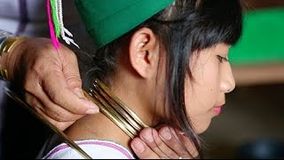 Download 12-Inch Necks: See How Women Torture Themselves for Beauty- A Broad Abroad Video