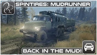 Download Spintires: Mudrunner - Back in the Mud! Video