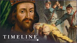 Download Britain's Bloodiest Dynasty: Betrayal - Part 1 of 4 (The Plantagenets Documentary) | Timeline Video