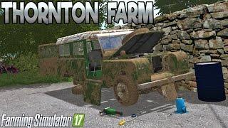 Download Thornton Farm - Farming Simulator 17 - Ep.1 (with Wheel Cam) Video
