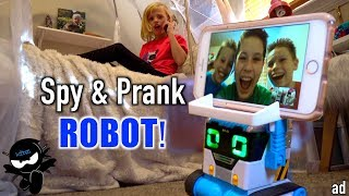 Download Spy and Pranks with a ROBOT! Video