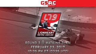 Download Lionheart Retro Series - 2017 Round 3 - Watkins Glen Video