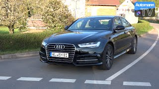 Download 2015 Audi A6 Facelift 2.0 TDI (190hp) - DRIVE & SOUND (60FPS) Video