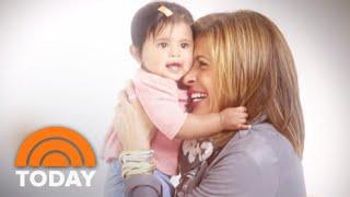 Download Watch Savannah Guthrie And Hoda Kotb Reflect On Motherhood | TODAY Video