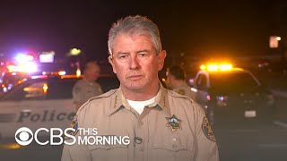 Download Sheriff describes ″horrific″ scene inside California bar after mass shooting Video