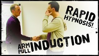 Download Hypnosis Induction | Arm Pull Induction | Rapid 'Induction' | No 'Trance Hypnotism Video