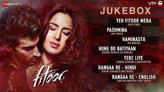 Download Fitoor Jukebox - Full Album | Aditya Roy Kapur & Katrina Kaif | Amit Trivedi | Love Romance Songs Video